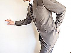 仕事の姿勢に気をつけて!簡単腰痛予防