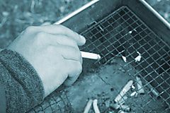 受動喫煙について考えてみよう!